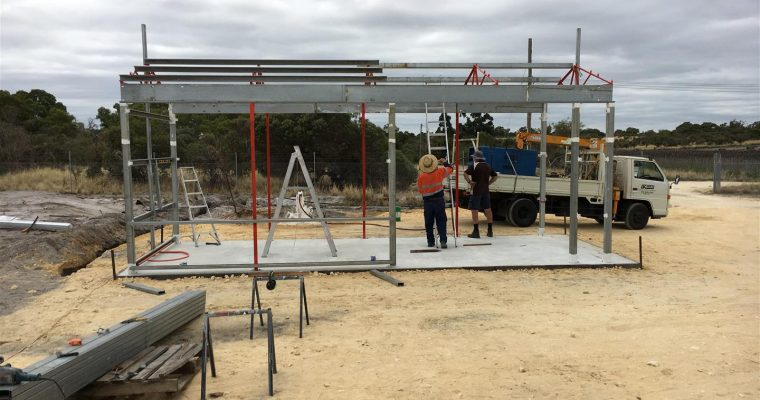 Setting up a Cape Gooseberry Greenhouse