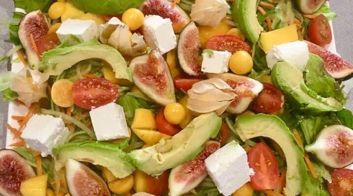 Helen's Gourmet Cape Gooseberry Salad
