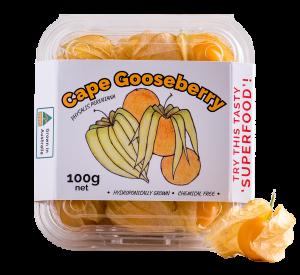 Horti-Pride Cape Gooseberry Punnet