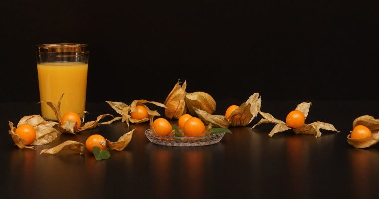 Cape Gooseberry Juice – Straight Up